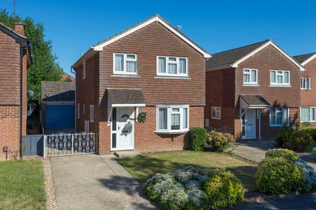 Thumbnail Detached house for sale in Highfield Road, Willesborough, Ashford