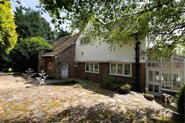 Thumbnail Detached house for sale in The Wash, Chapel-En-Le-Frith, High Peak, Derbyshire