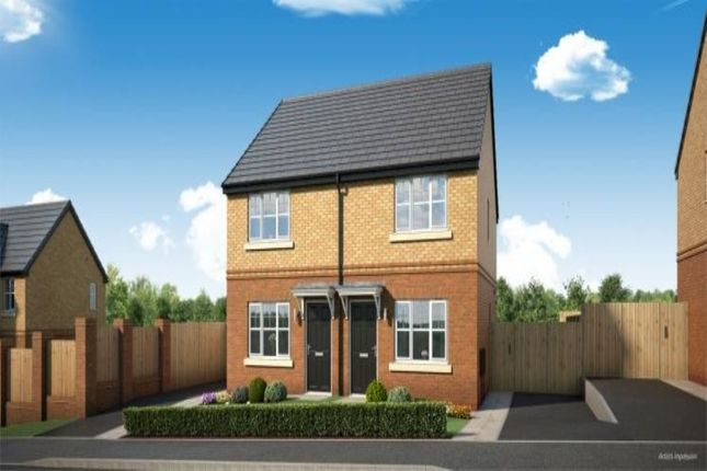 Thumbnail Semi-detached house for sale in The Linton Whalleys Road, Skelmersdale