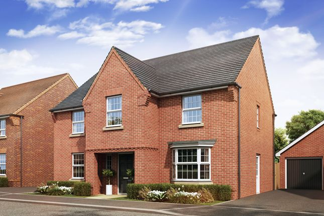 "Thumbnail Detached house for sale in ""Winstone"" at Birmingham Road, Bromsgrove"
