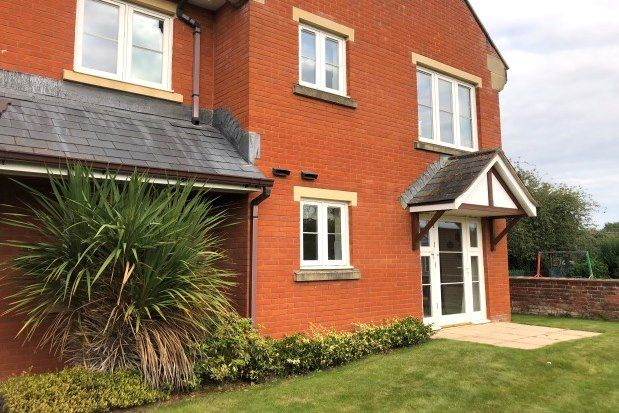 Thumbnail Terraced house to rent in Armada Court, Exeter