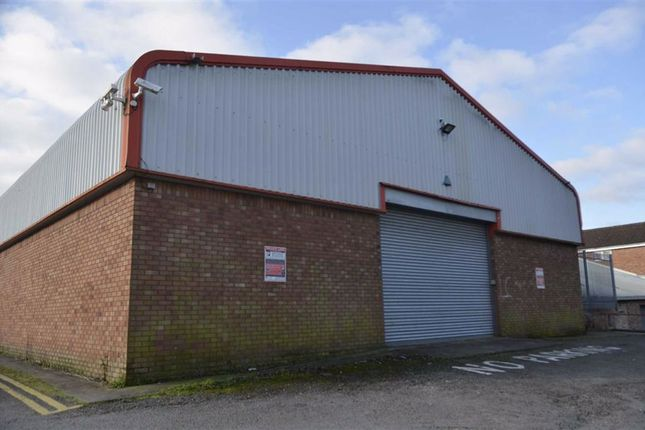 Thumbnail Warehouse to let in Heanor Road, Heanor, Derbyshire