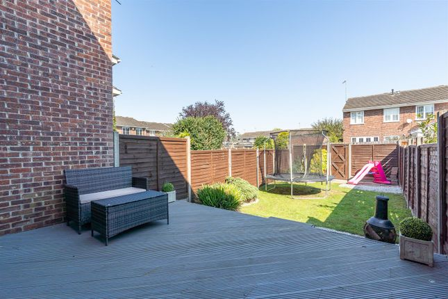 Garden 1 of Tanners Crescent, Hertford SG13