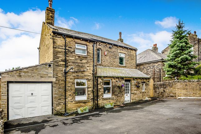 Thumbnail 3 bed detached house for sale in Raw Lane, Halifax, West Yorkshire