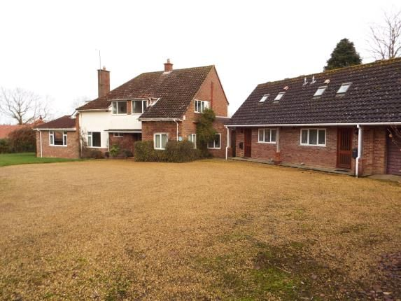 Thumbnail Detached house for sale in Station Road, Little Massingham, Norfolk