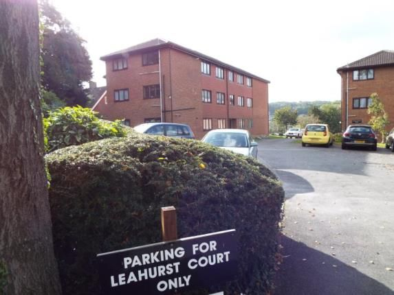 Thumbnail Flat for sale in Leahurst Court, 97 London Road, River, Dover