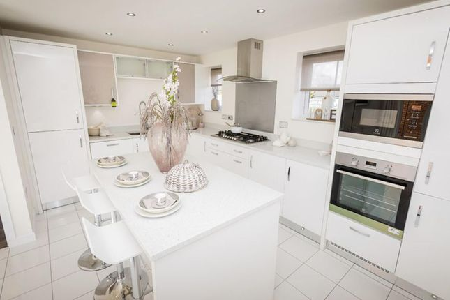 """Thumbnail Detached house for sale in """"Lincoln"""" at Lytham Road, Warton, Preston"""