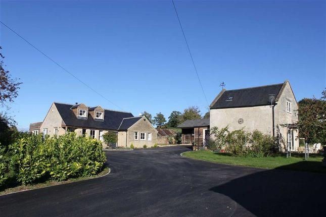 Thumbnail Detached bungalow for sale in Bencroft Hill, Stanley, Chippenham, Wiltshire