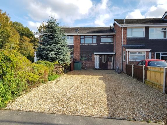 3 bedroom terraced house for sale in Calmore, Southampton, Hampshire