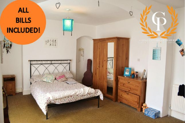 Thumbnail Shared accommodation to rent in Rosehill Terrace, Swansea