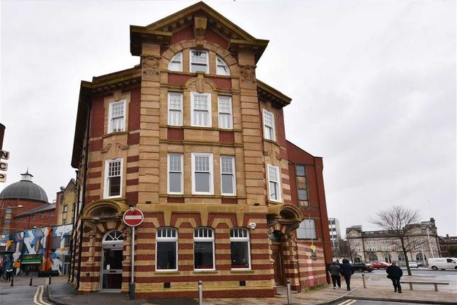 Thumbnail Flat to rent in York Chambers, Swansea, Swansea