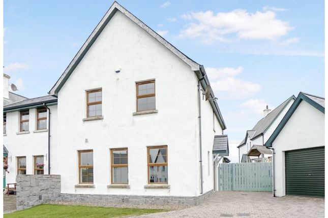 Thumbnail Semi-detached house for sale in Drumfad Gardens, Newtownards