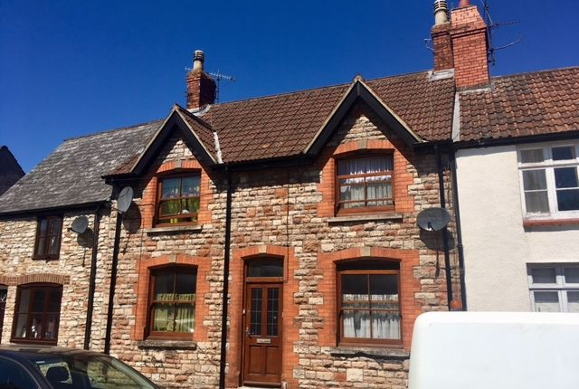 Thumbnail Terraced house to rent in Stuarts Close, Wells