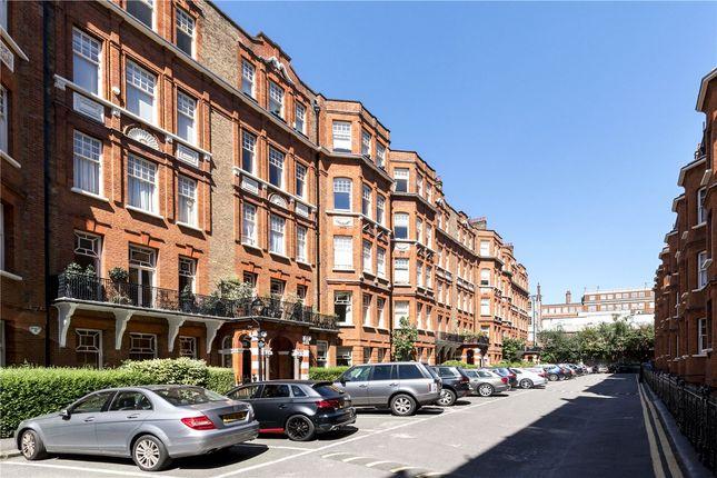 Thumbnail Flat for sale in Wynnstay Gardens, Allen Street, London