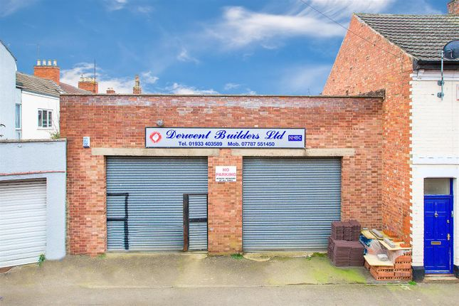 Thumbnail Land for sale in Gladstone Street, Kettering