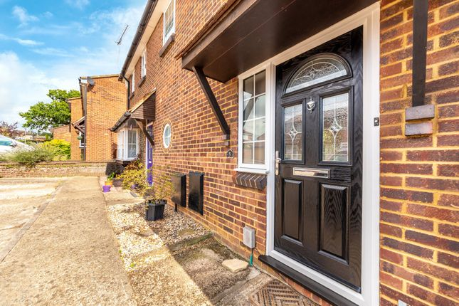 Thumbnail Terraced house for sale in The Brambles, Ware