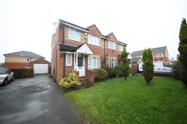 Thumbnail Semi-detached house to rent in Pipit Meadow, Morley