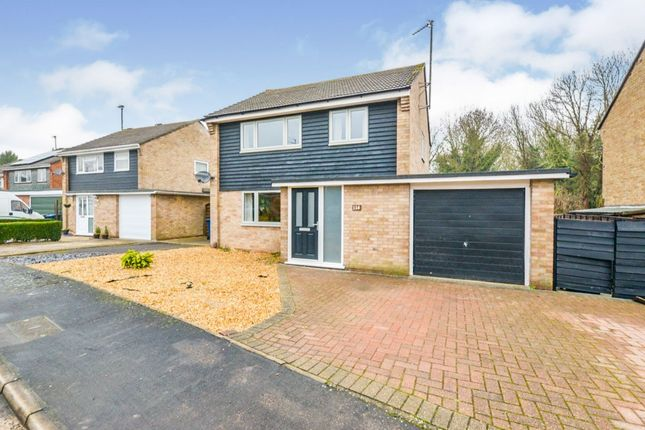 Thumbnail Detached house for sale in Woodland Road, Sawston, Cambridge