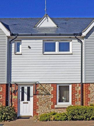 Thumbnail Terraced house to rent in Gunner Close, Mundesley, Norwich