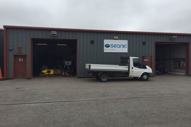 Industrial to let in Newburgh, Ellon