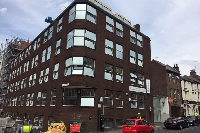 Thumbnail Office for sale in North Church House, Queen Street, Sheffield