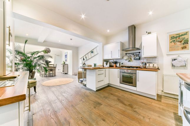 Thumbnail Semi-detached house for sale in Canbury Park Road, Kingston Upon Thames