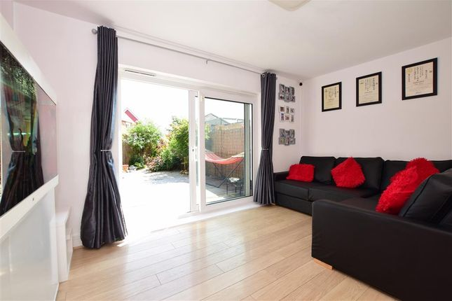 Thumbnail Town house for sale in The Lakes, Larkfield, Kent