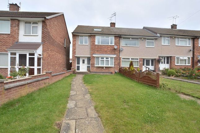 Thumbnail Terraced house to rent in Kendon Avenue, Coundon, Coventry