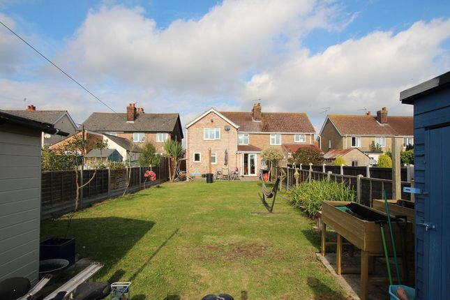 Thumbnail Semi-detached house for sale in Long Road, Lawford, Manningtree