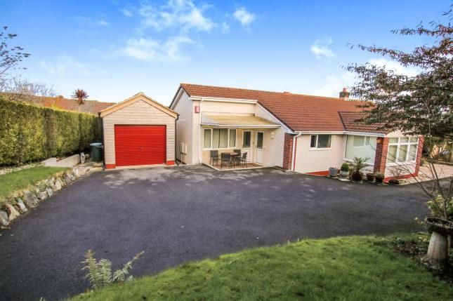 Thumbnail Bungalow for sale in St. Austell, Cornwall, St. Austell