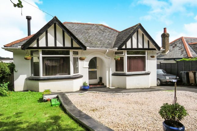 Thumbnail Detached bungalow for sale in Follaton, Plymouth Road, Totnes