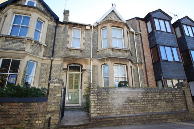 Thumbnail Semi-detached house to rent in Southfield Road, Oxford