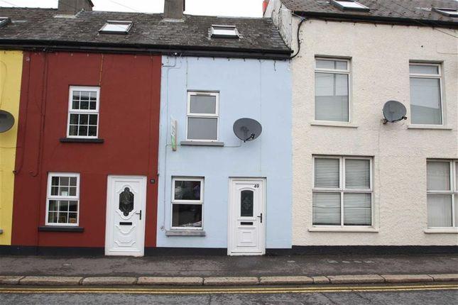 Thumbnail Terraced house to rent in Hamilton Fold, Lisburn Street, Ballynahinch