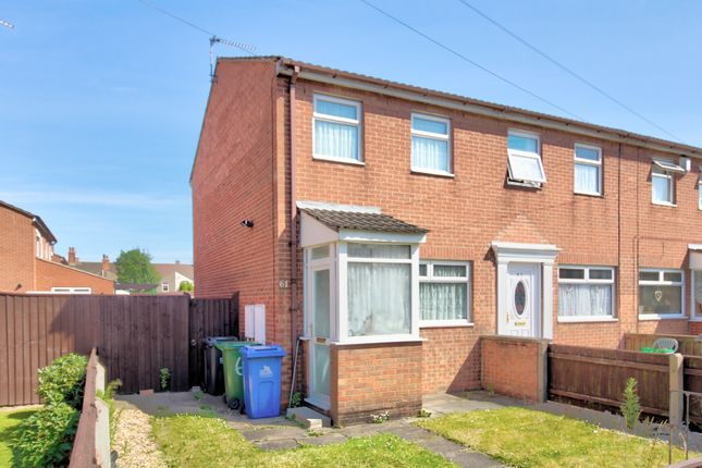 2 bed end terrace house for sale in Weelsby Street, Grimsby DN32