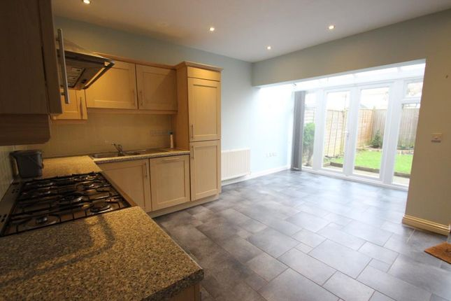 Thumbnail Town house to rent in Burdock Court, Maidstone, Kent