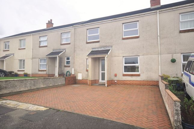 Thumbnail Terraced house to rent in 42 Gors Fach, Pwll Trap, St.Clears