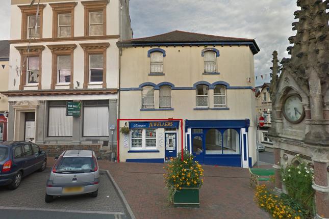 Thumbnail Retail premises to let in High Street, Great Torrington