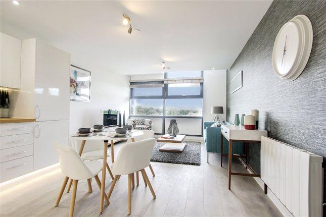2 bed flat for sale in Edinburgh House, Edinburgh Way, Harlow, Essex CM20