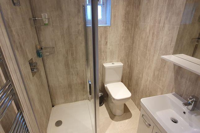 Shower Room of Kilvey Terrace, St Thomas, Swansea SA1