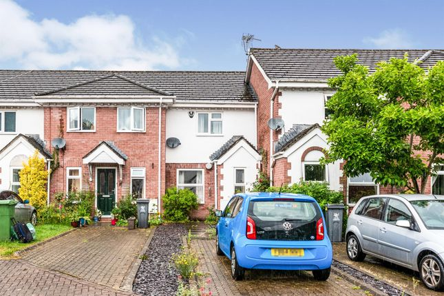2 bed terraced house for sale in Miles Court, Gwaelod-Y-Garth, Cardiff CF15