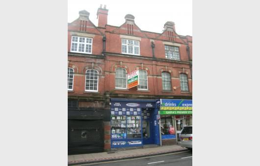 Thumbnail Retail premises for sale in 10 Broad Street, Wolverhampton