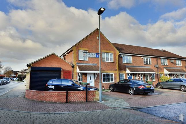 Thumbnail Semi-detached house for sale in Vulcan Close, London