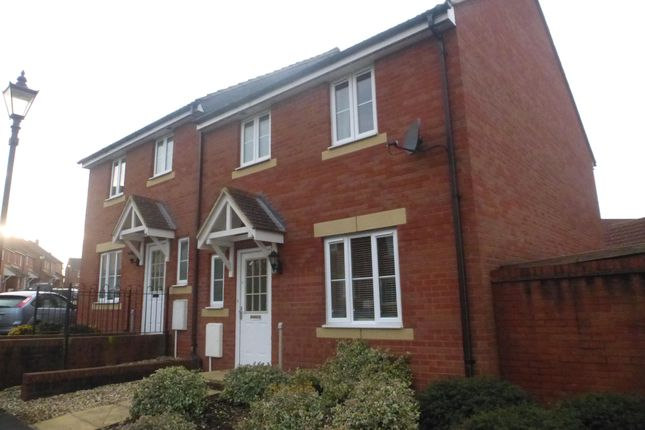 Thumbnail Property to rent in Merevale Way, Yeovil