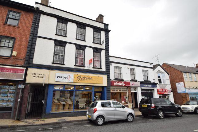 Thumbnail Flat to rent in High Street, Neston