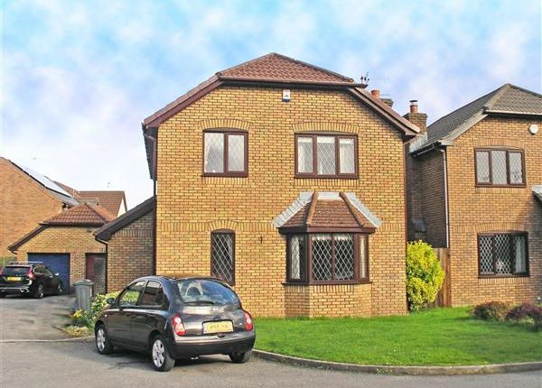Thumbnail Detached house for sale in Baynton Close, Llandaff, Cardiff