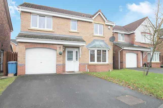 Thumbnail Detached house for sale in West Holmes Place, Broxburn