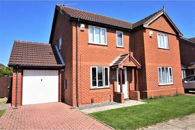 2 bed semi-detached house for sale in Peterhouse Road, Grimsby