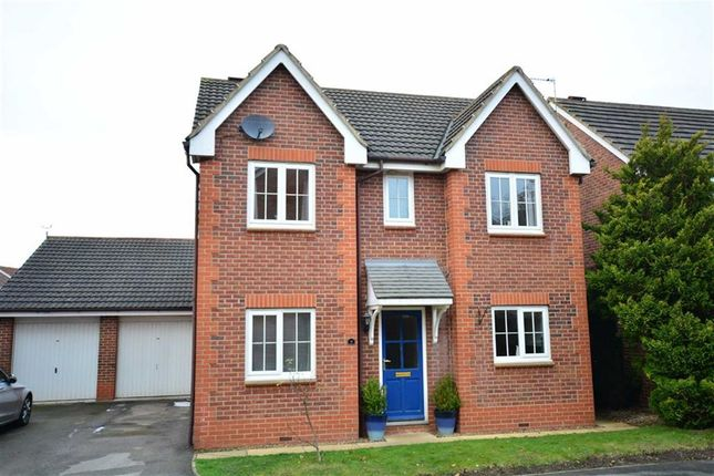 Thumbnail Detached house for sale in Roxburghe Dale, Normanton, West Yorkshire