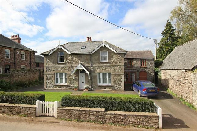 Thumbnail Property for sale in Llangorse, Brecon