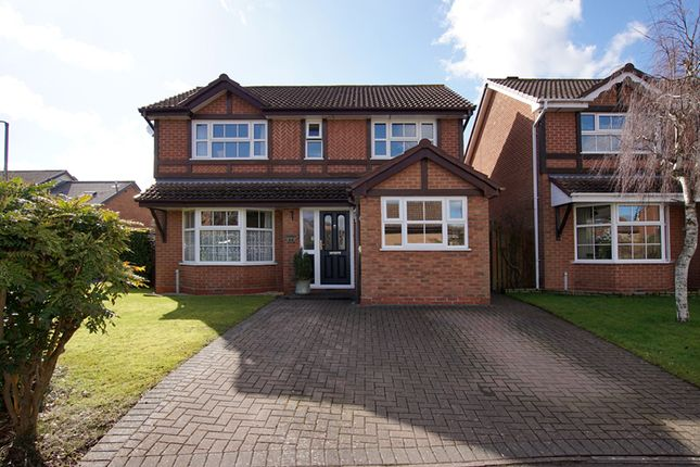Thumbnail Detached house for sale in Shackleton Avenue, Yate, Bristol